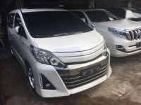 Toyota Alphard G-Sport Tahun 2014 A/T