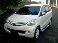 Dijual Toyota Avanza E 2012
