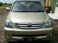 Toyota Avanza G 2006