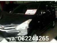 Toyota Allnew Avanza 1.3 G MT 2012