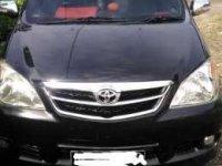 Toyota Avanza G  (2010).
