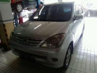 Toyota Avanza G Manual 2004