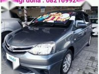 Dijual Mobil Toyota Etios Valco E Tahun 2015