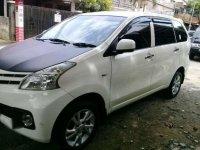 Jual Toyota Avanza G AT 2013 Atas nama sendiri.