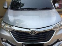 Dijual Toyota  Avanza 1.3 G Manual Silver 2017