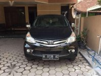 All New Avanza G MT 2013 Double Airbag Istimewa