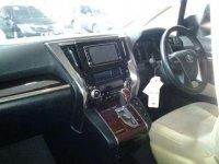 Jual Toyota Alphard X Automatic 2015