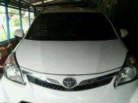 Jual Toyota Avanza Veloz AT 2012