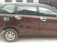 Dijual New Toyota  Avanza Merah Metalik Type G 2013