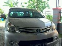 Toyota Avanza G 2013 Double Airbag