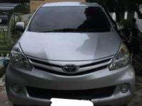 All New Toyota Avanza Type E Manual 2013