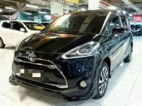Toyota Sienta 2016 Q matic 1.5 cvt