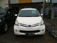 Toyota Avanza G 1.3 2013 Automatic