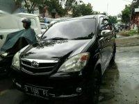 Toyota Avanza E MT 2011 Hitam