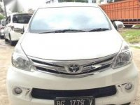 Jual Toyota Avanza G AT 2013 Airbag