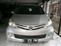 Toyota Avanza E MT 2013 Manual