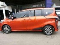 Jual BU Toyota SIENTA type Q AT tahun 2016 tangan pertama.