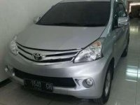Toyota Avanza G 1.3 Manual 2012