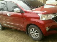 Jual Toyota Avanza G AT 2015