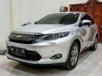 Toyota HARRIER 2.0 Premium HEATER Automatic 2014 Silver