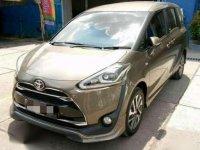 Toyota Sienta Q CVT 1.5 matic 2017
