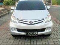 Jual Toyota Avanza E M/T 2013 Silver