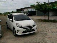 Dijual Mobil Toyota Agya G Tahun 2013