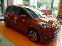 2018 Toyota Sienta V Istimewa  Bandung