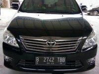 2012 Toyota Kijang Innova 2.5V A/T