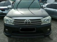 Toyota Fortuner G Solar 2009 Matic