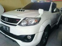 Toyota Fortuner G Trd 2014 AT