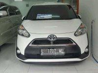 Toyota SIENTA V Automatic 2016 Tangan Pertama Jl.Bratang Jaya 15 Surabaya