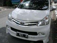 Jual Toyota Avanza S MT 2014