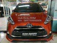 Toyota Sienta Q matic 2016 kondisi seperti baru,bisa kredit