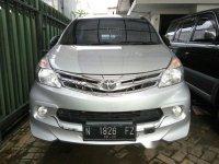 Toyota Avanza All New G Luxury 2015 MPV