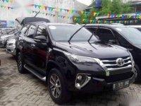 Toyota Fortuner VRZ barang berkelas tahun 2016 mulus metalik