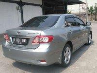 Jual Toyota Corolla Altis G tahun 2011