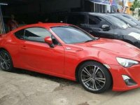 Toyota FT 86 AT Triptonic 2014