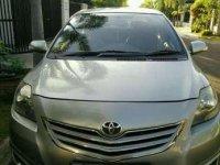 Toyota Vios 2012 A/T TRD Sportivo  Silver Metalik