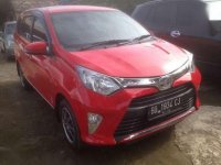 Dijual Mobil Toyota Calya Type G Tahun 2017