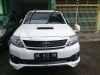 Toyota Fortuner G VNT TRD Sportivo tahun 2014
