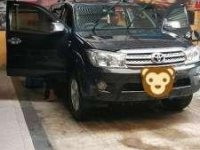 Toyota Fortuner 2.4 Tahun 2009 Istimewa