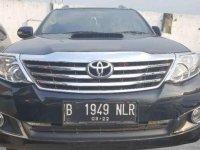 Toyota Fortuner VRZ AT 2016 HITAM METALIK km 36.652