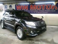 Toyota Fortuner VNT Turbo Diesel Matic 2012