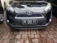 Toyota Sienta V manual 2017 asli Bali