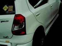 Toyota Etios Valco 2015 full modifikasi