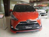 Jual  Toyota Sienta tahun 2018