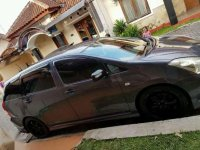 Jual Toyota Wish 2004 Silver Grey