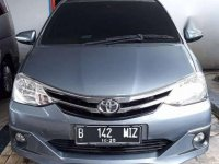 Jual cepat gan Toyota  Etios Valco  G 1.2 manual tahun 2015