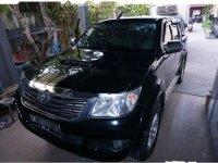 Toyota Hilux D-4D 2014 Hitam